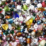 CLOSEOUT - Grab Bag - 50 Grams of Random Czech Glass Beads